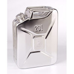 Le jerrican acier ou inox, un emballage métallique très pratique !