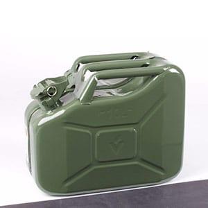 Jerrycans acier sk10 de 10 litres