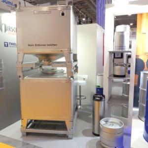 Fournisseur Conteneur IBC GRV 1000L
