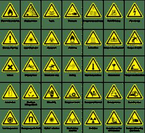 Stockage matières dangereuses avec surfût de sécurité