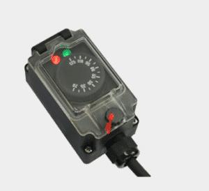 Cadran Thermostat pour bâche souple