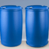 Fût bleu 220 litres et 225 L à bondes