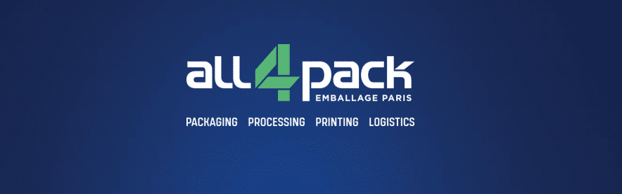 All4Pack 2020 Paris fournisseur emballages