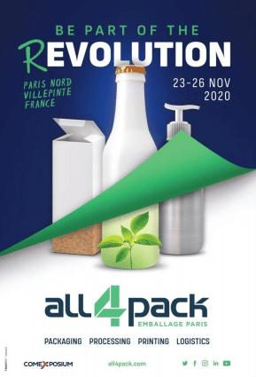 All4Pack Paris 2020