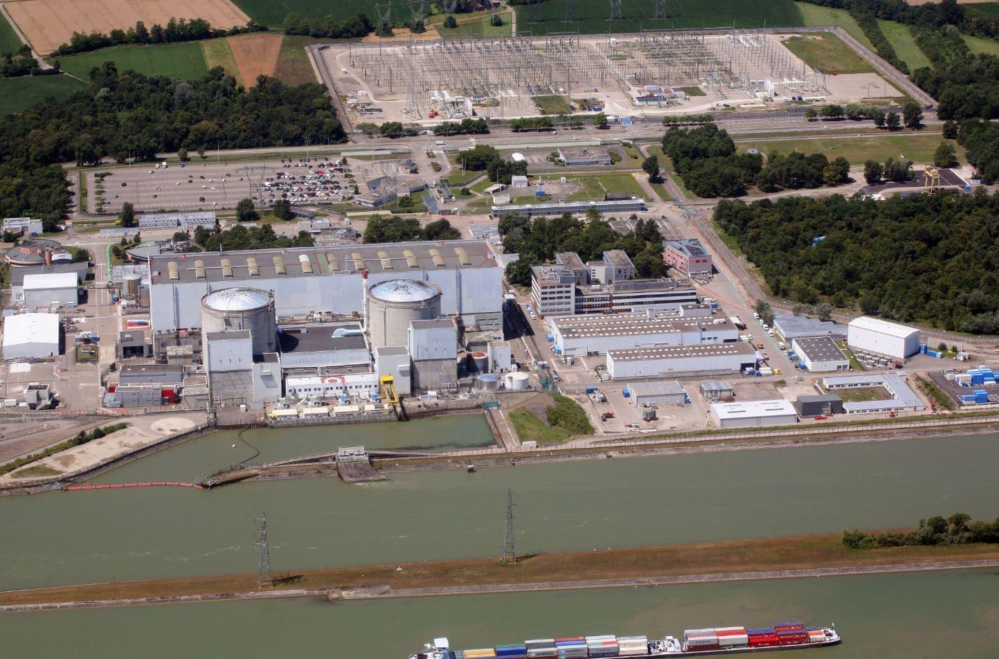 fournisseur emballage dechets radioactifs fessenheim